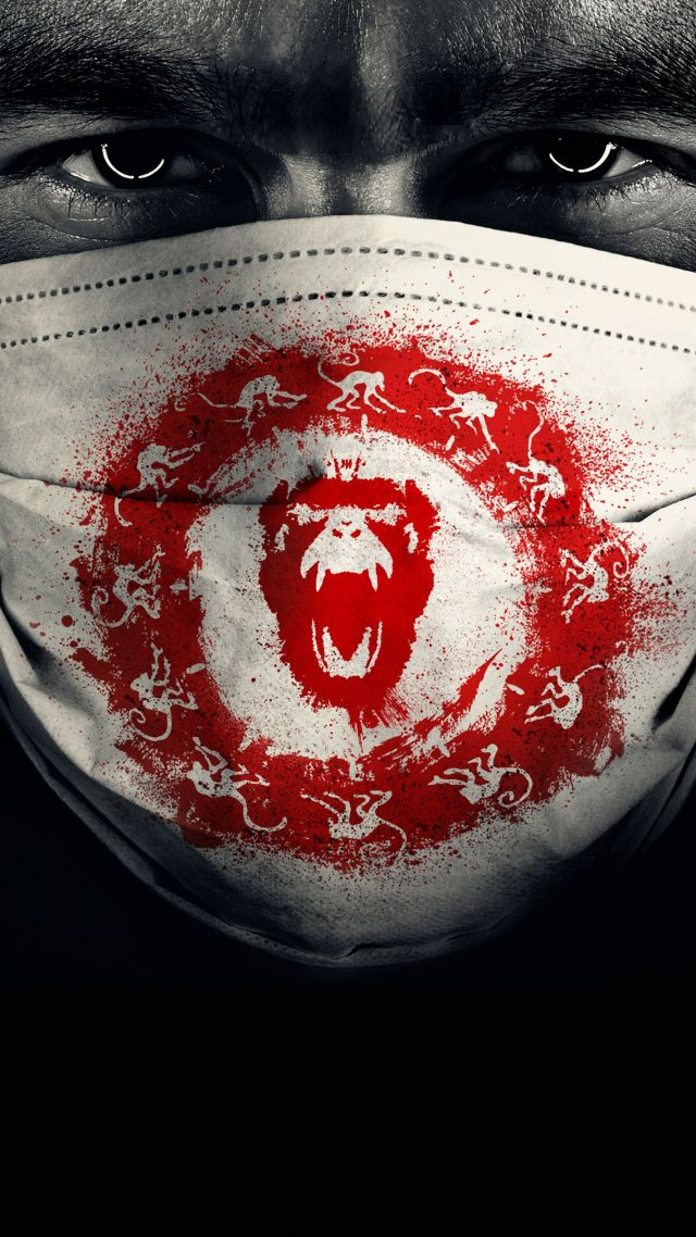 12 Monkeys, Aaron Stanford, Best TV Series, 2 season (vertical)