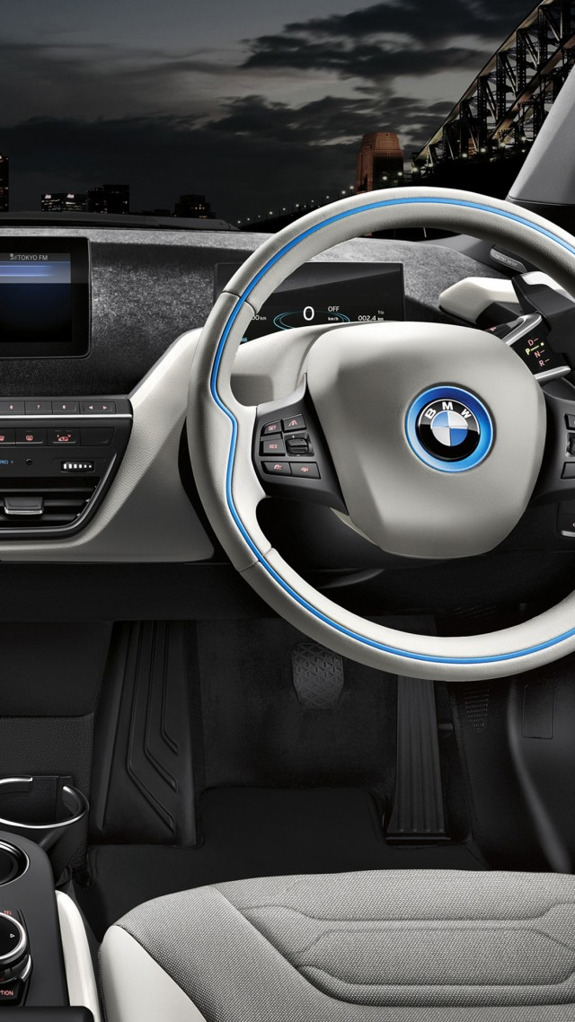 wallpaper bmw i3 carbonight electric cars city cars interior cars bikes 10328. Black Bedroom Furniture Sets. Home Design Ideas