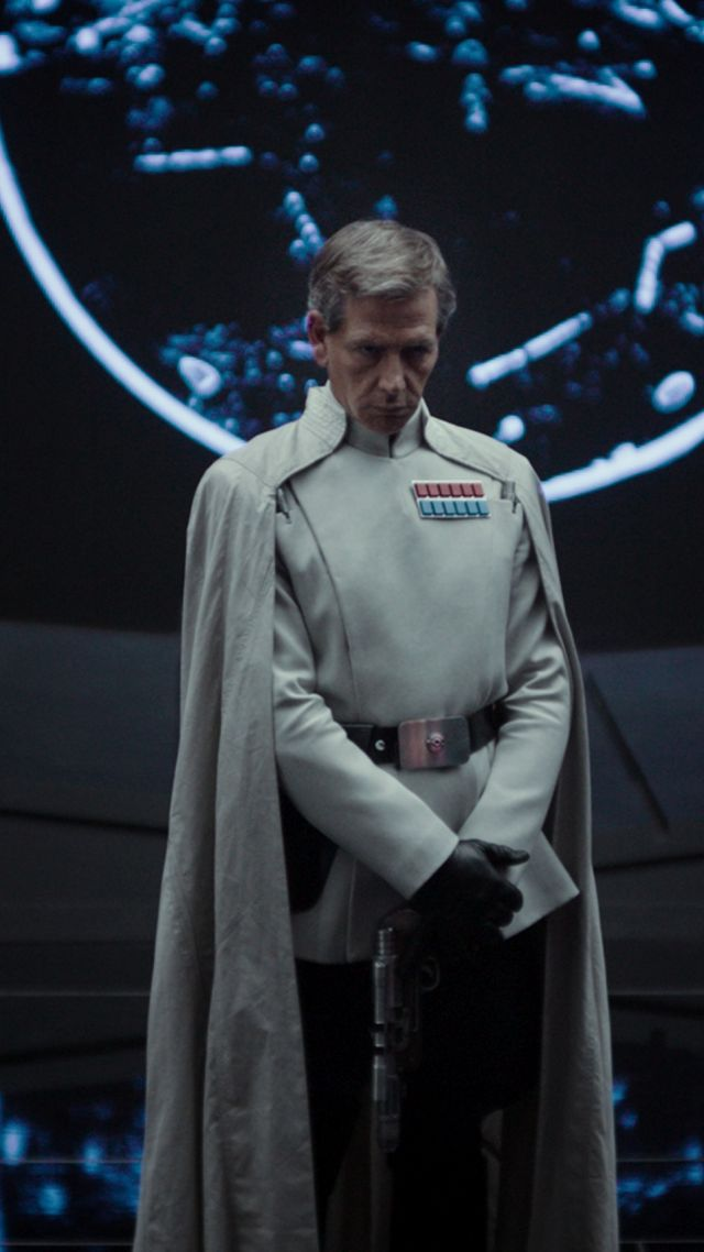 Rogue One: A Star Wars Story, Ben Mendelsohn, Best Movies of 2016 (vertical)