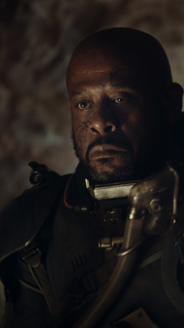 Rogue One: A Star Wars Story, Forest Whitaker, Best Movies of 2016