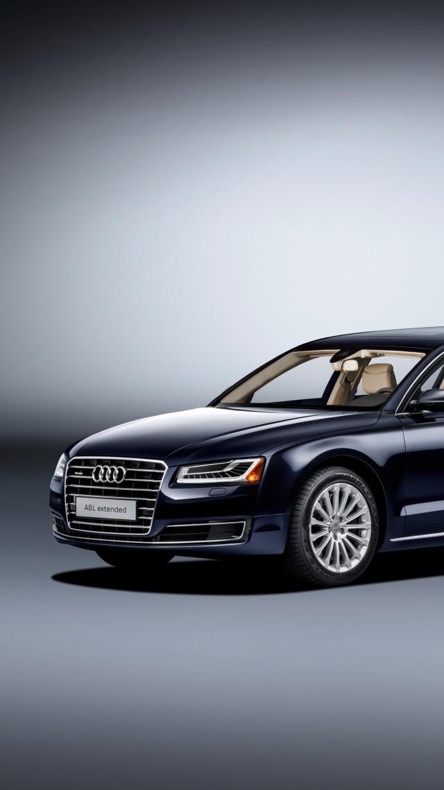 Wallpaper Audi A8 L Extende, luxury cars, limuzin, Cars ...