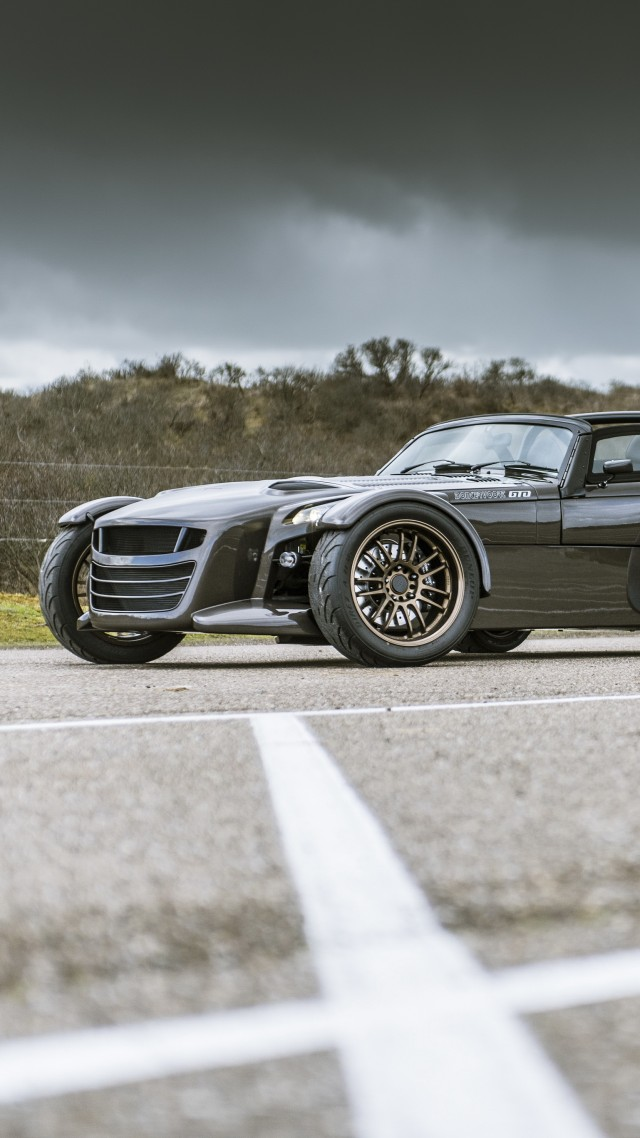 Wallpaper Donkervoort D8 GTO S Sport Cars Supercar Cars