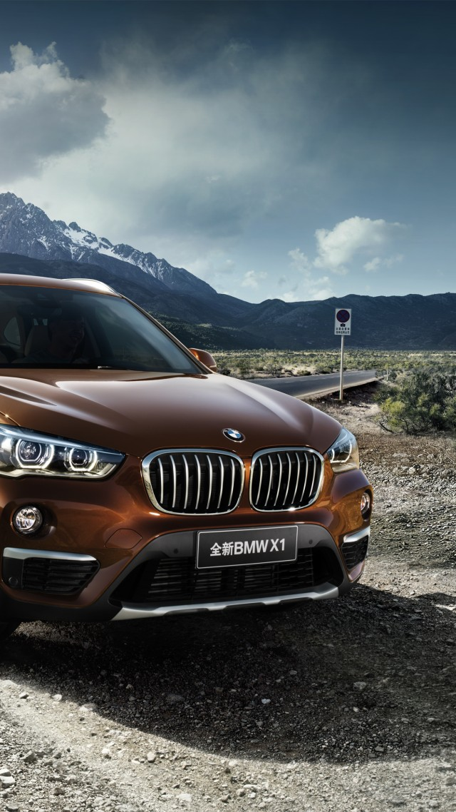 Wallpaper Bmw X1 Xdrive25 I Xline Beijing Motor Show 2016 Auto China 2016 Crossover Cars Bikes 10510