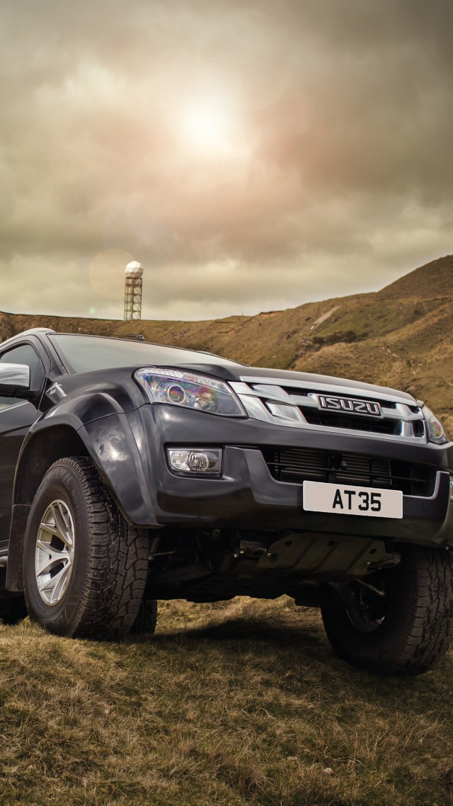 Arctic Trucks, Isuzu D-Max AT35, Truck (vertical)