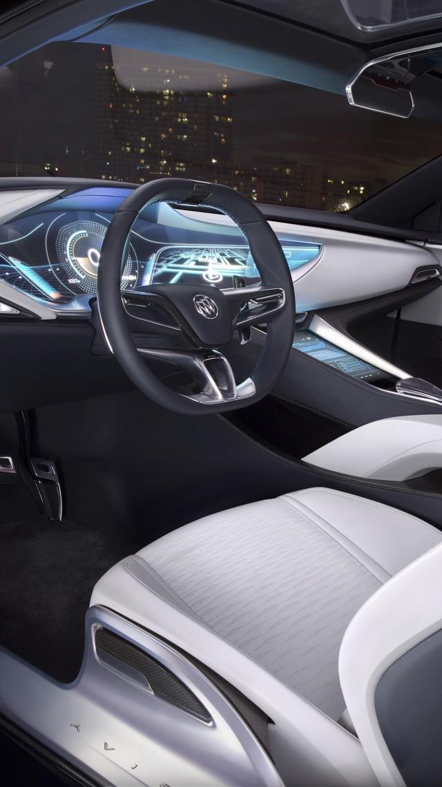 Wallpaper Buick Avista, Beijing Motor Show 2016, Auto ...