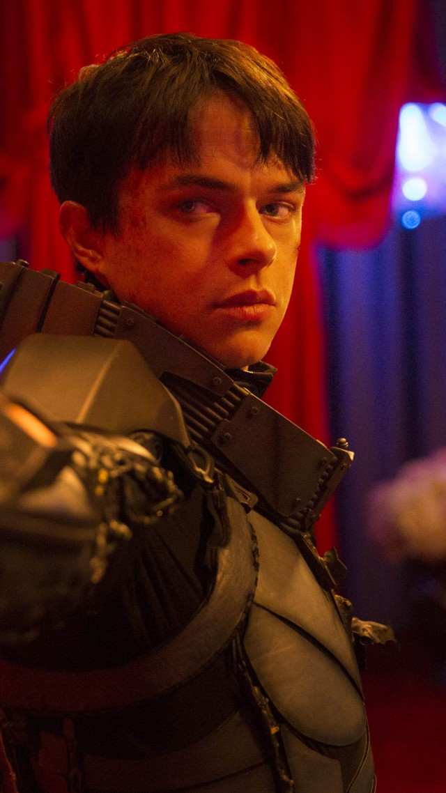 Valerian and the City of a Thousand Planets, Dane DeHaan (vertical)