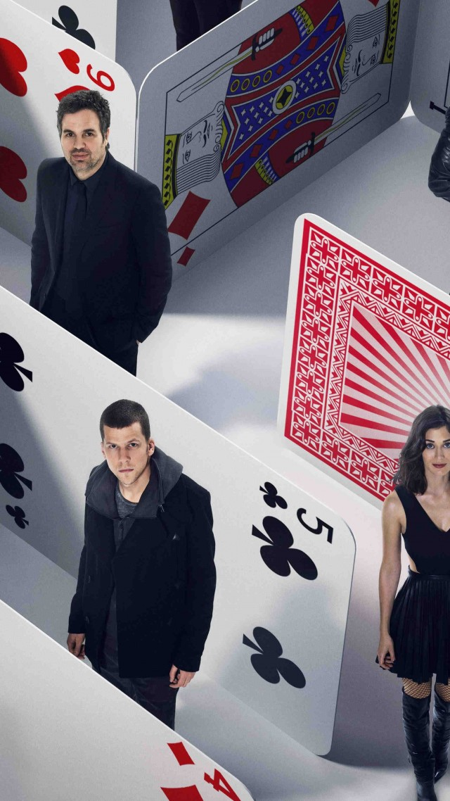 Now You See Me 2, Best Movies, Jesse Eisenberg, Woody Harrelson, Dave Franco (vertical)