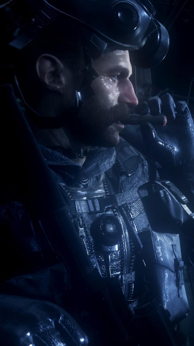 Wallpaper Call Of Duty Modern Warfare Remastered Shooter