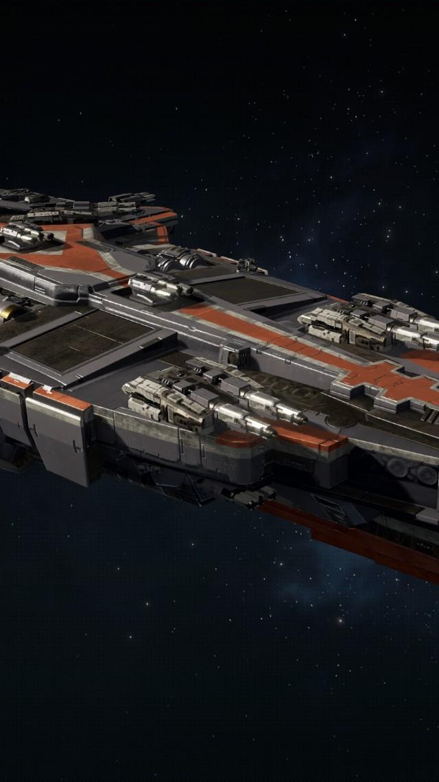 Original Xbox Game Ship : Wallpaper dreadnought space ship pc ps xbox one