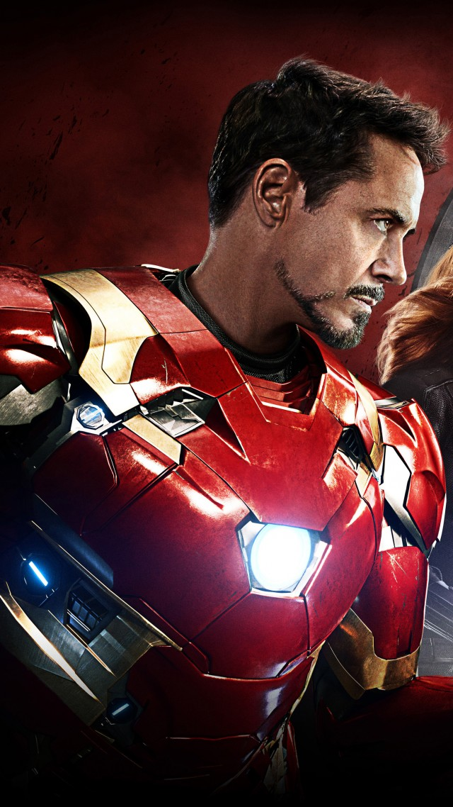 Wallpaper Captain America 3 Civil War Iron Man Marvel Best