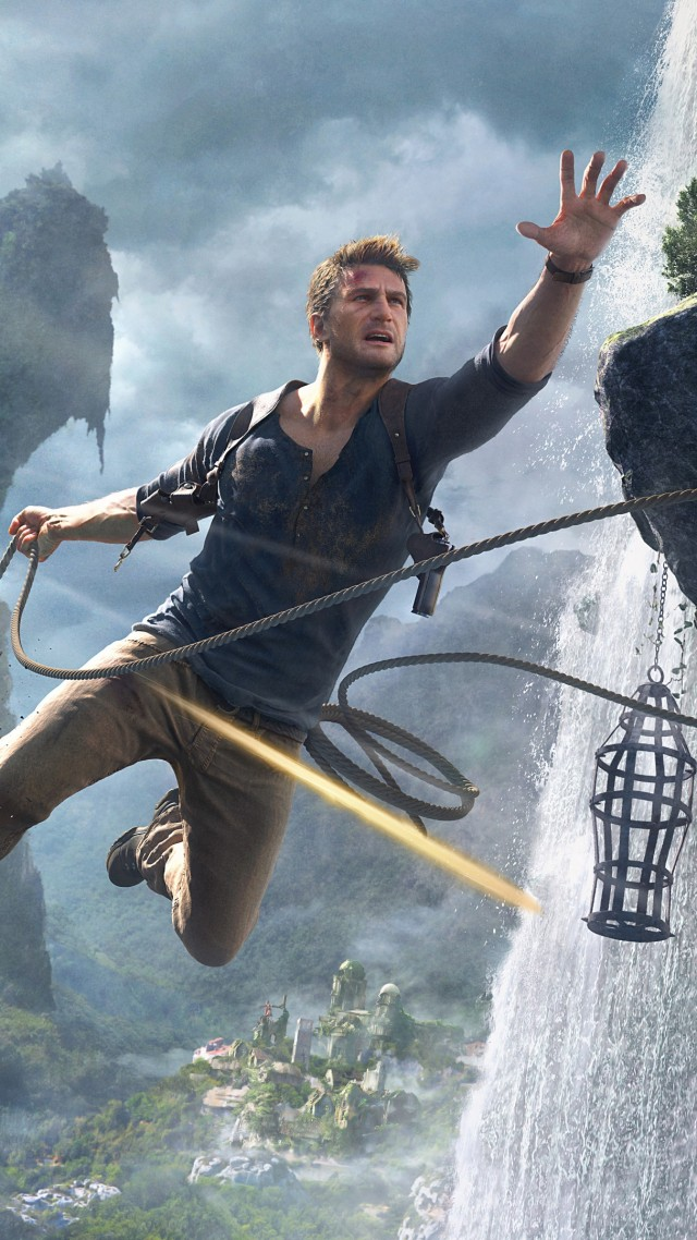 Wallpaper Uncharted 4 A Thief S End Nathan Drake Best Games Of