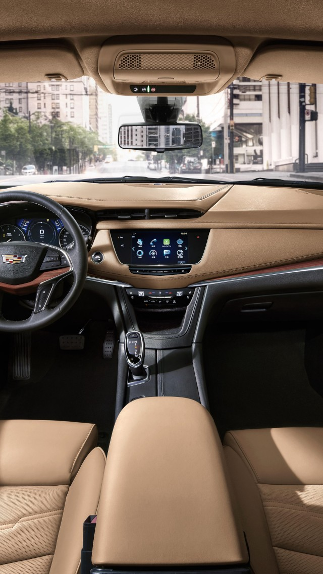 Wallpaper Cadillac XT5, crossover, interior, Cars & Bikes #10725