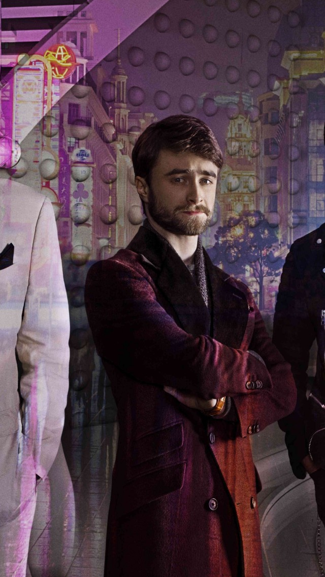 Now You See Me 2, Best Movies, Daniel Radcliffe (vertical)