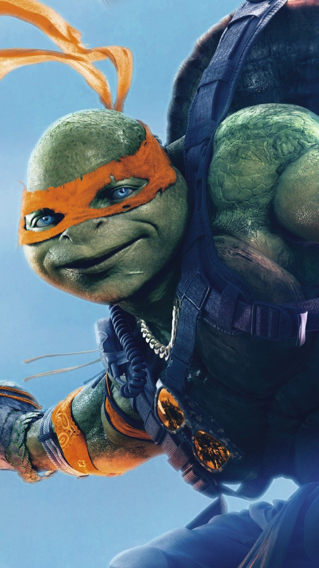 Teenage Mutant Ninja Turtles: Half Shell, michelangelo, Best Movies of 2016, Turtles (vertical)