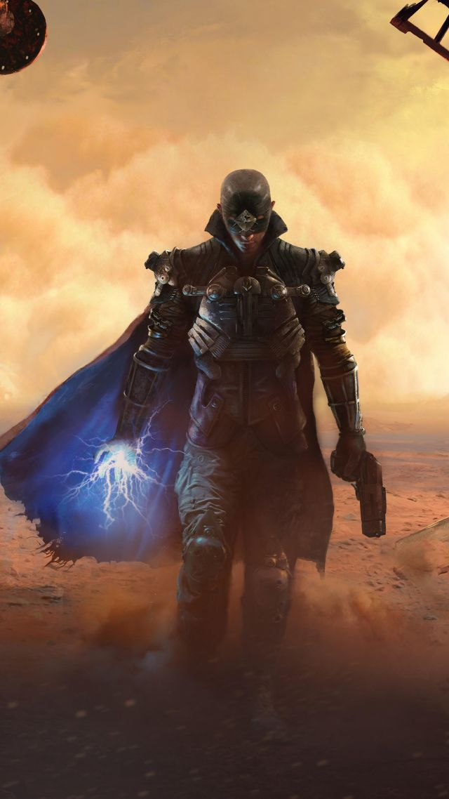 The Technomancer, best games, PS 4, Xbox One, PC (vertical)