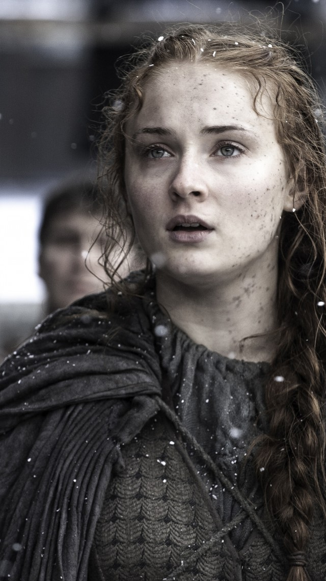 Game of Thrones, Sansa Stark, Best TV Series, 6 season (vertical)