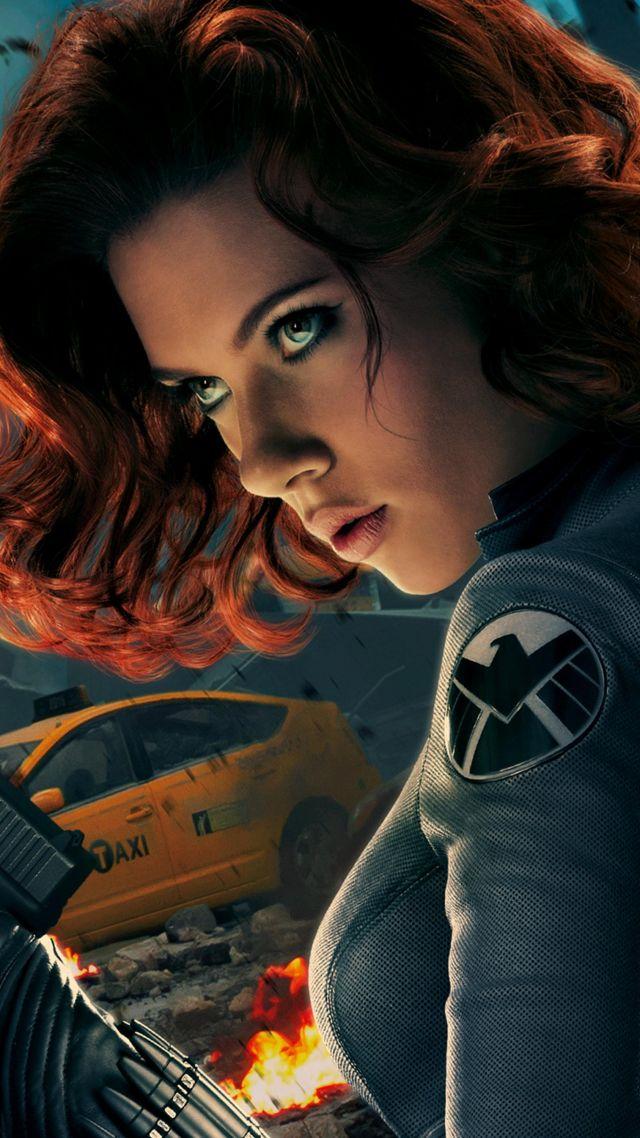 Wallpaper BLACK WIDOW, Scarlett Johansson, Captain America 3