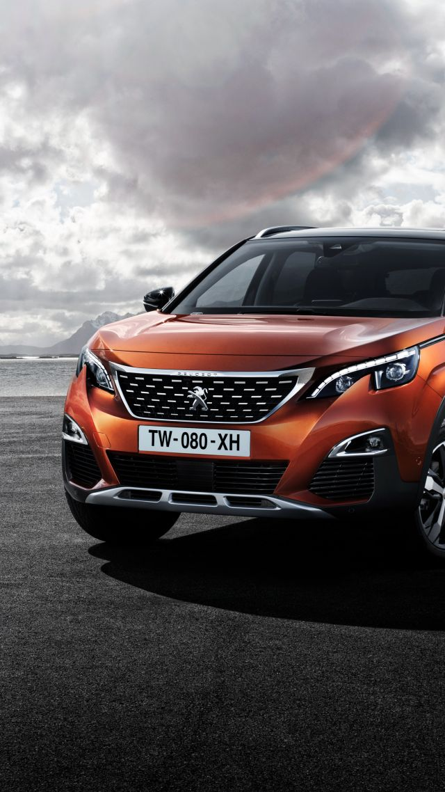 wallpaper peugeot 3008 crossover i cockpit cars bikes. Black Bedroom Furniture Sets. Home Design Ideas