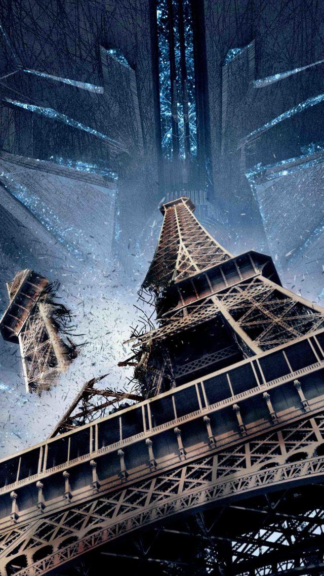 Wallpaper Independence Day: Resurgence, tour Eiffel, paris, best ...