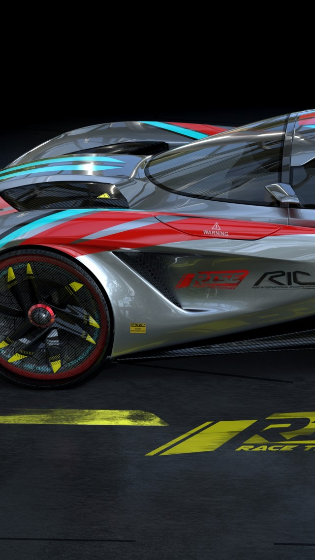 RISE: Race The Future, supercar, racing, PC, PlayStation, PS4, Xbox One (vertical)