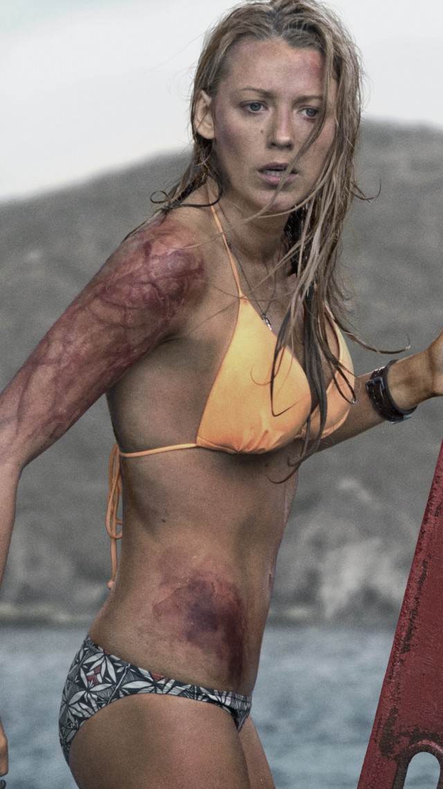 Blake Lively Movie Shallows
