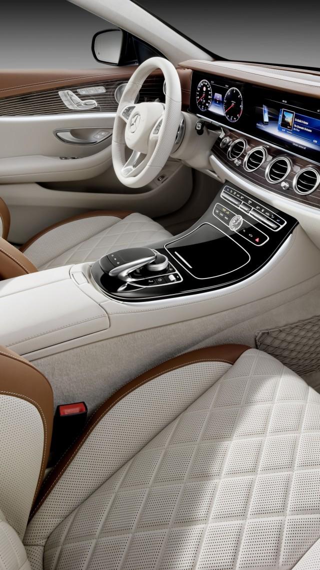 Wallpaper Mercedes Benz E 200 D Exclusive Line Estate Luxury Cars
