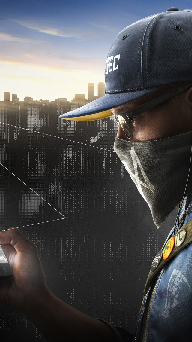 Watch Dogs 2, PC, PlayStation 3, PlayStation 4, Xbox 360, Xbox One (vertical)