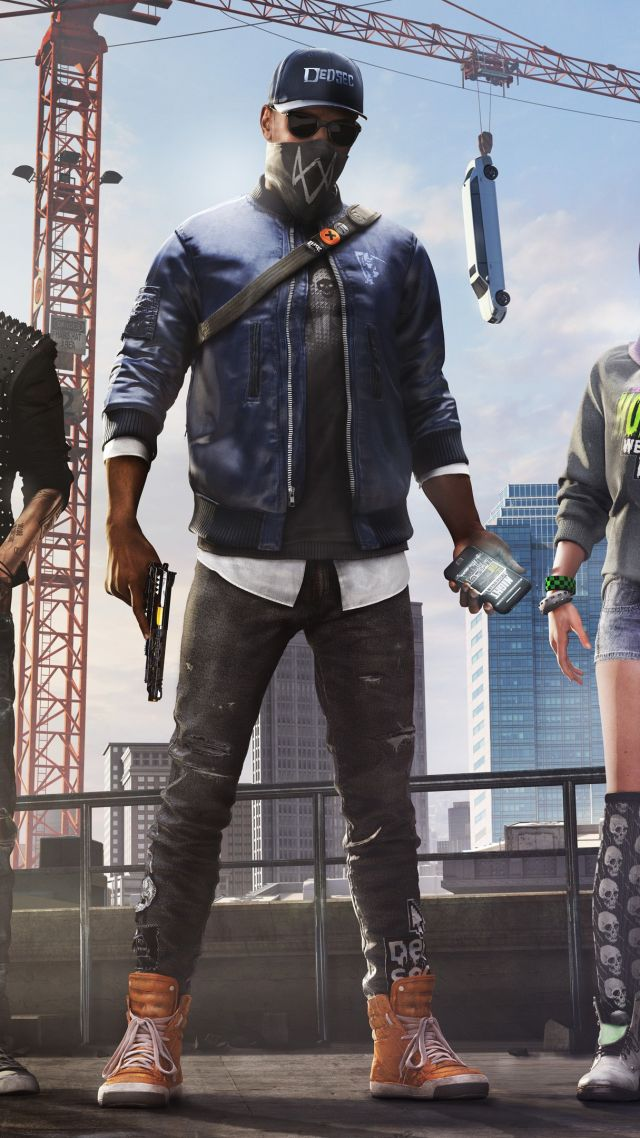 Watch Dogs For Xbox