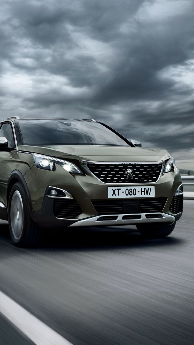 wallpaper peugeot 3008 gt line suv crossover cars. Black Bedroom Furniture Sets. Home Design Ideas