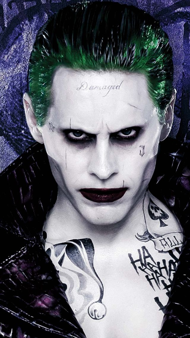 Suicide Squad Jared Leto Joker Best Movies Of 2016 Vertical