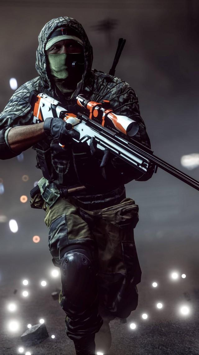 ... Battlefield 1, sniper, best games of 2016, shooter (vertical)