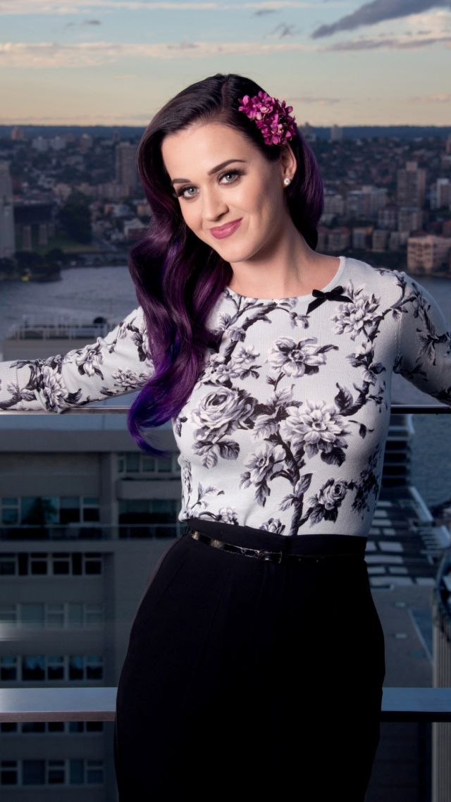 Katy Perry, Top music artist and bands, singer, actress