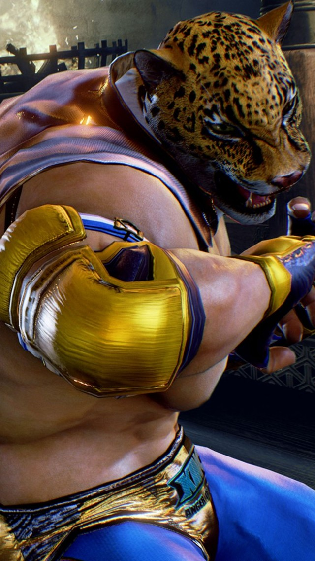 Tekken 7, E3 2016, fighting, king, PlayStation 4, Xbox One, Windows, Best Games (vertical)