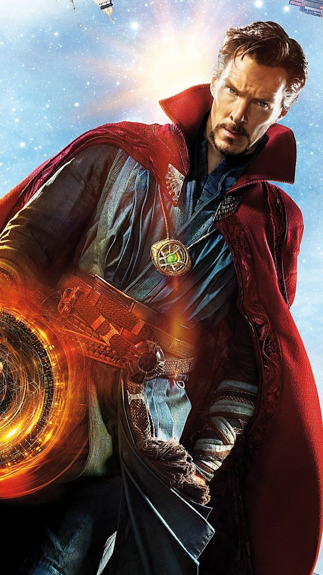 Doctor Strange, Benedict Cumberbatch, Best Movies