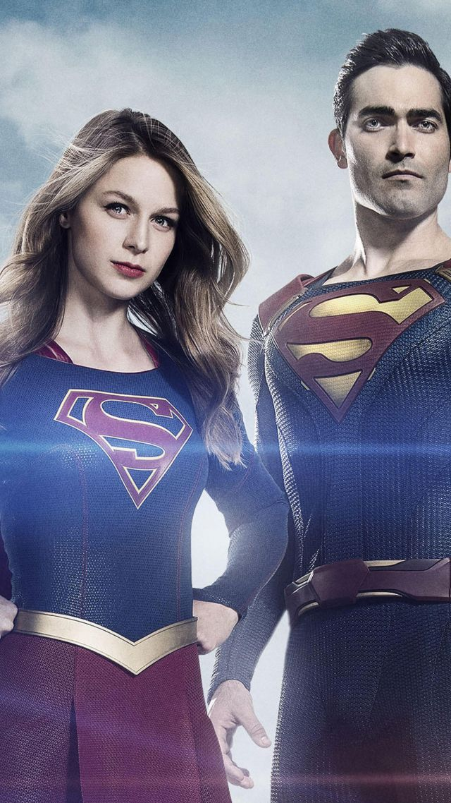 Supergirl, superman, Melissa Benoist, Best TV Series (vertical)