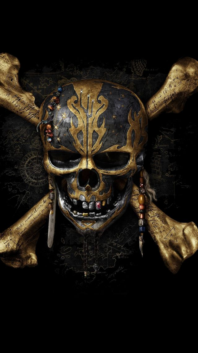 Pirates Of The Caribbean Dead Men Tell No Tales Skull Best Movies