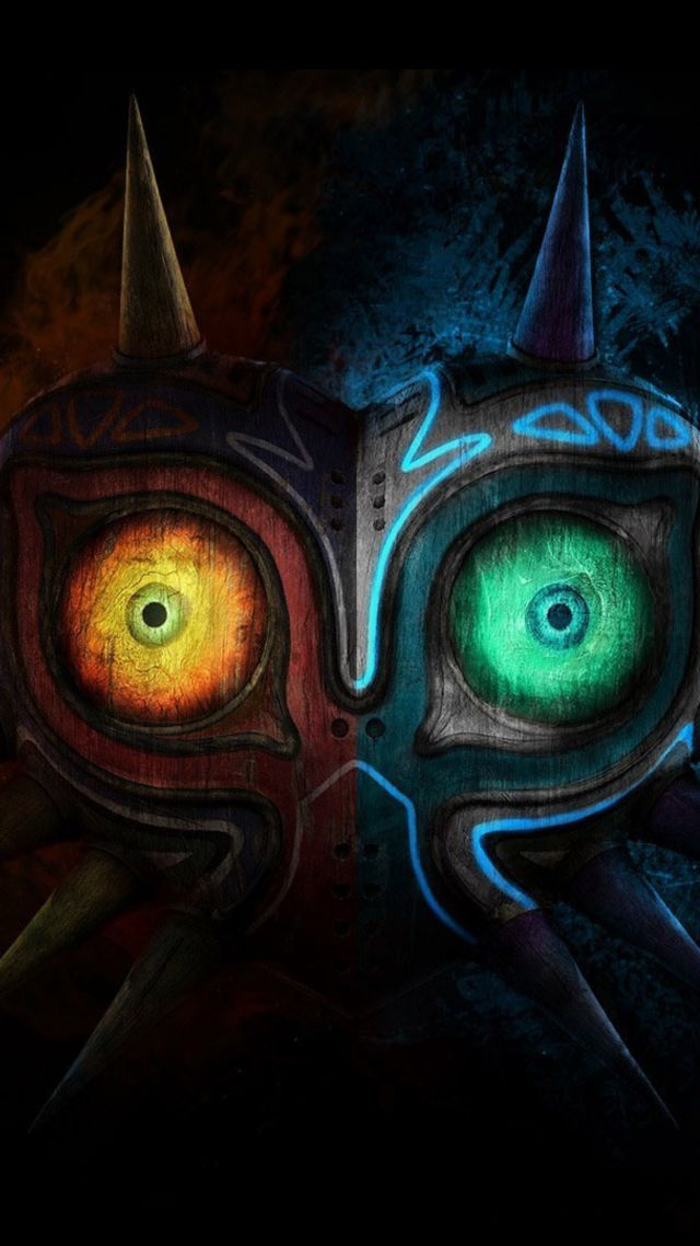 Wallpaper The Legend Of Zelda Breath Of The Wild Best Games Mask
