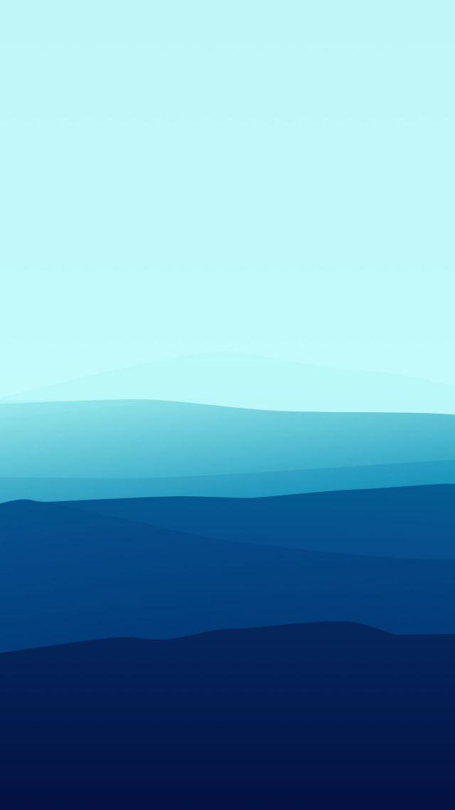 blue iphone wallpaper  Wallpaper landscape, flat, 4k, 5k, fog, iphone wallpaper, forest ...