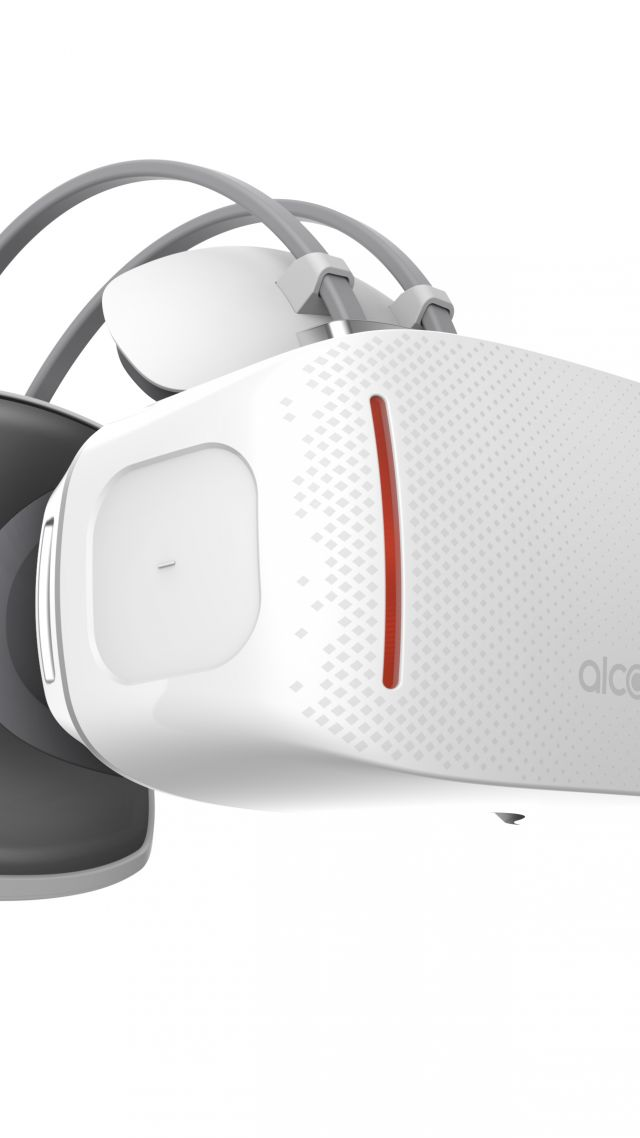 Alcatel Vision, vr, review, IFA 2016 (vertical)