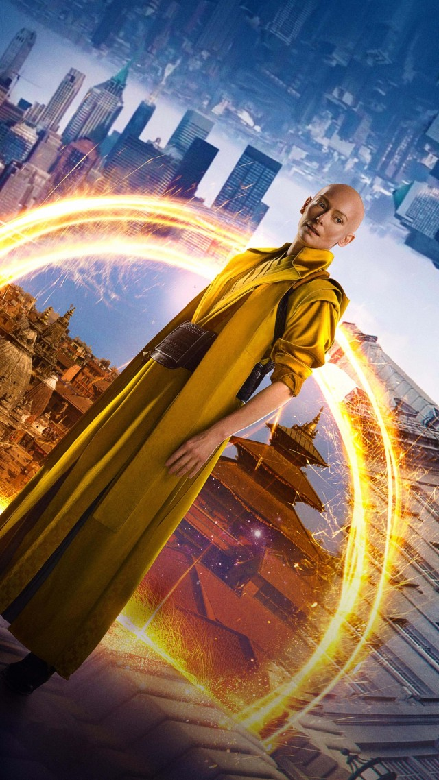Wallpaper Doctor Strange Tilda Swinton Best Movies
