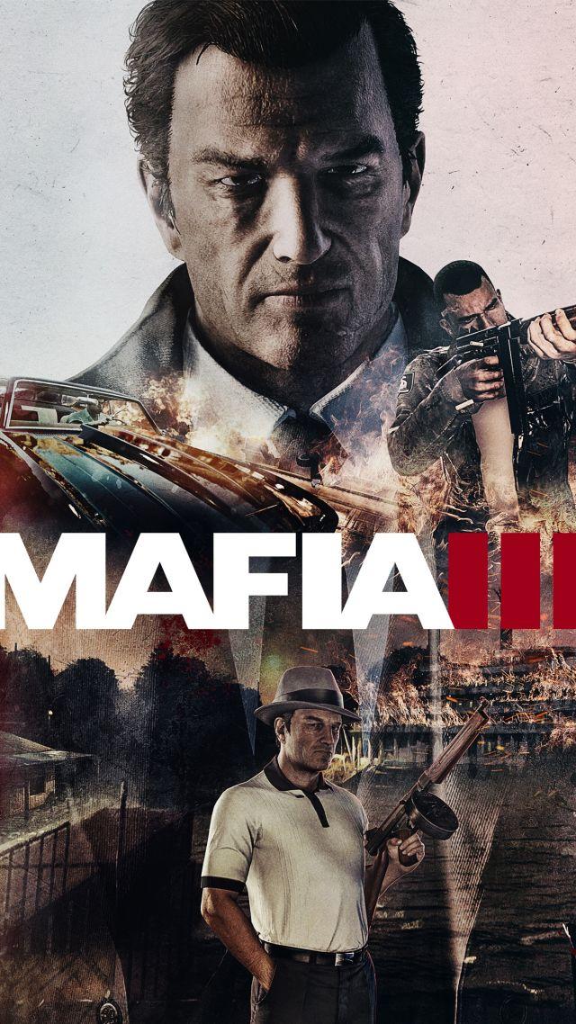 Wallpaper Mafia Iii Best Games 2016 Pc Ps4 Xbox One