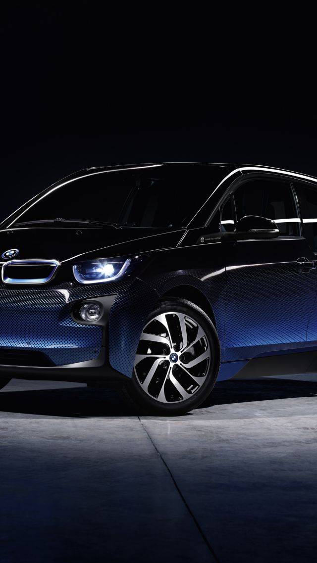 wallpaper bmw i3 garage italia electric cars paris auto show 20166 cars bikes 12184. Black Bedroom Furniture Sets. Home Design Ideas