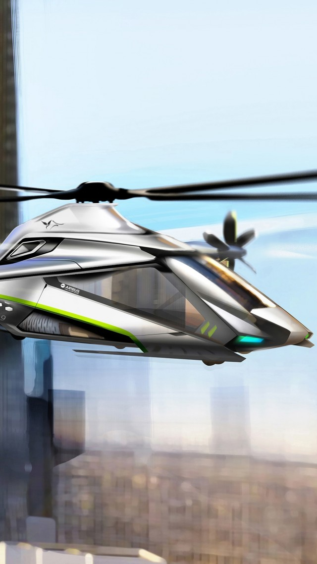 Clean Sky 2, Helicopter, speed, concept (vertical)