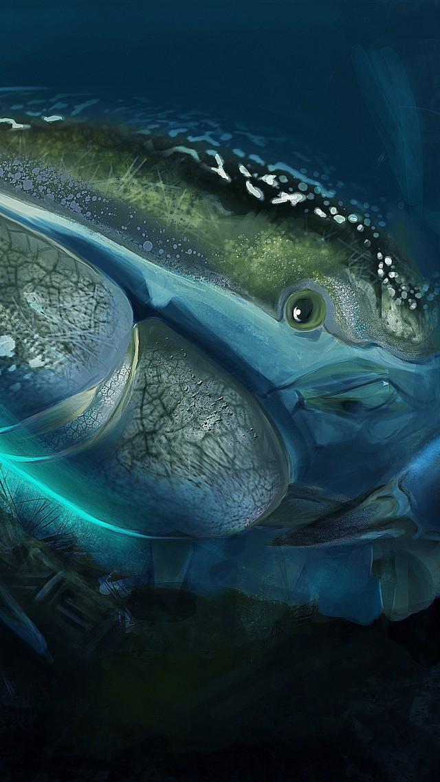 Wallpaper Srab Cancer Underwater World Ocean Sea Water Art Blue Animals 1225 Page 4