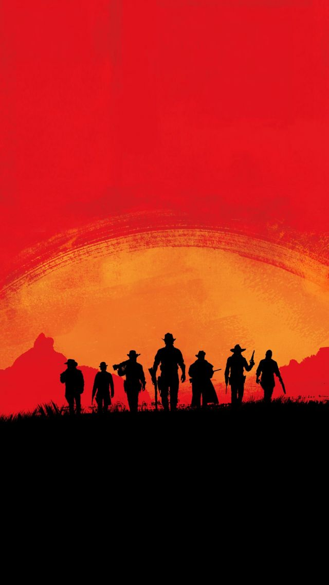 Red Dead Redemption 2, rockstar, PS4, Xbox One (vertical)