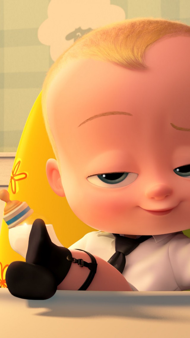 Wallpaper The Boss Baby Baby Best Animation Movies Movies