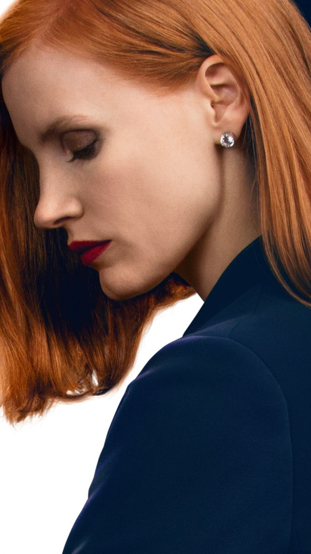 Miss Sloane, Jessica Chastain (vertical)