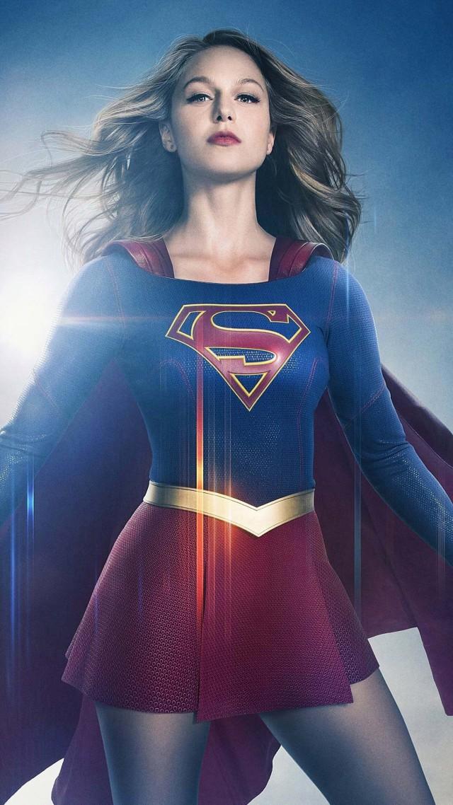 ... Supergirl, 2 season, Melissa Benoist, Best TV Series (vertical)