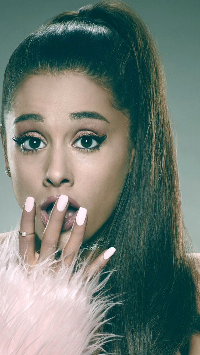 Ariana Grande, Top music artist and bands, singer, actress