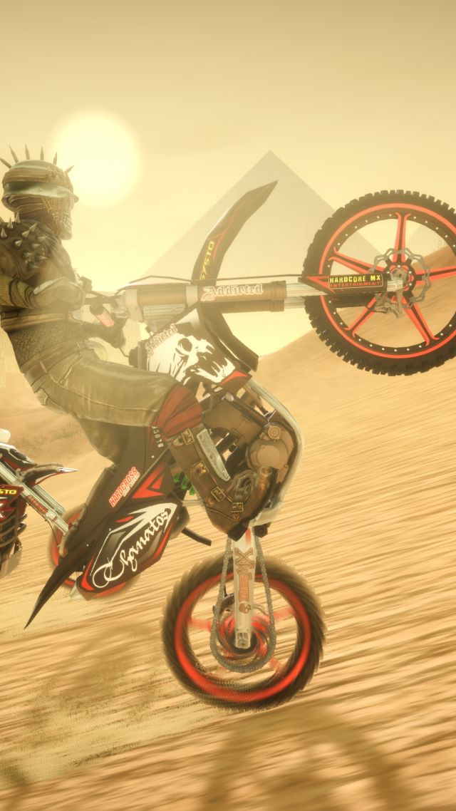 Motocross Extreme PC Xbox One PS4 Vertical